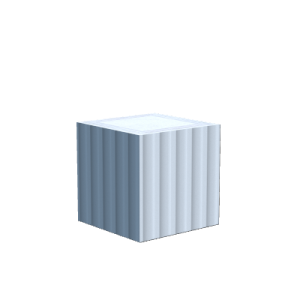 Pillar Quartz Block<br>155:2<br><br>