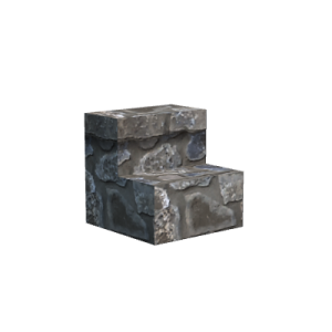 Cobblestone Stairs<br>67:0 <br><br>